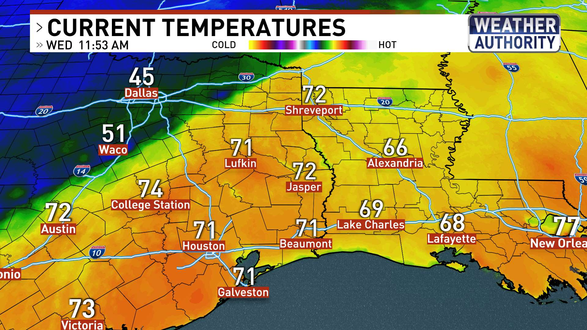 Beaumont Weather | News, Weather, Sports, Breaking News | KFDM