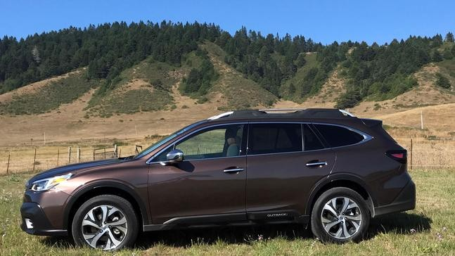2020 Subaru Outback: Newest Outback is rugged, tech-forward