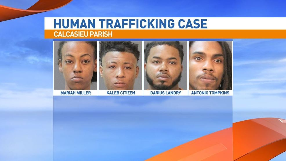 Four arrested in Lake Charles after 14-year-old girl found