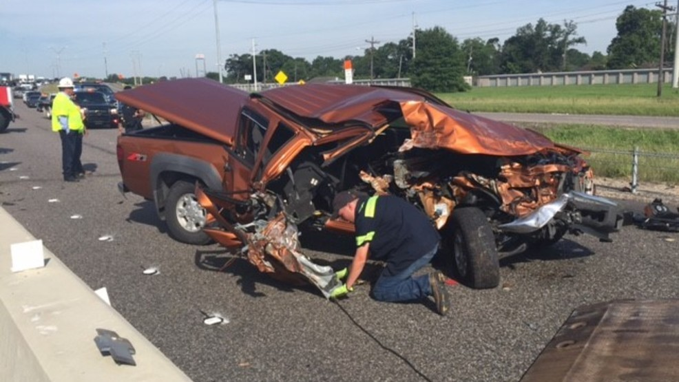 Police investigating accident on Highway 69 South in